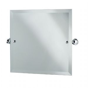 6984 Perrin & Rowe Square Mirror 500mm x 500mm